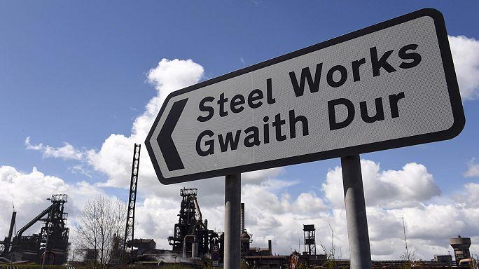 Tata Steel en el Reino Unido recibe ocho ofertas de compra