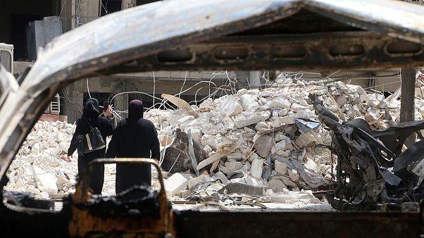 Война в Сирии: под прицелом больницы