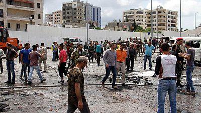 La Syrie touchée par une série d'attentats