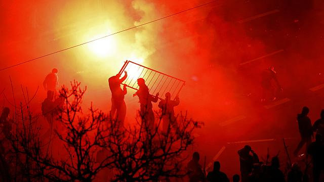 Görögország újra reflektorfényben