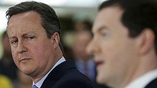 "Cameron: ""İngiltere AB'den ayrılırsa resesyona girer"""
