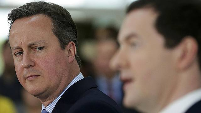 """كاميرون يؤكد أن خروج بريطانيا من الاتحاد الأوروبي سيخلق """"ركودا غير مسبوق"""""""