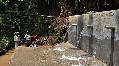 Water crisis hits Angola