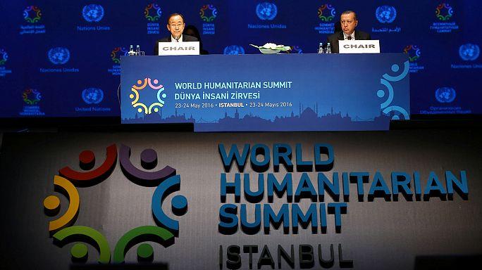 Le futur de l'aide humanitaire globale se décide à Istanbul