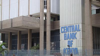 Kenya's central bank reduces lending rate by 100 basis points