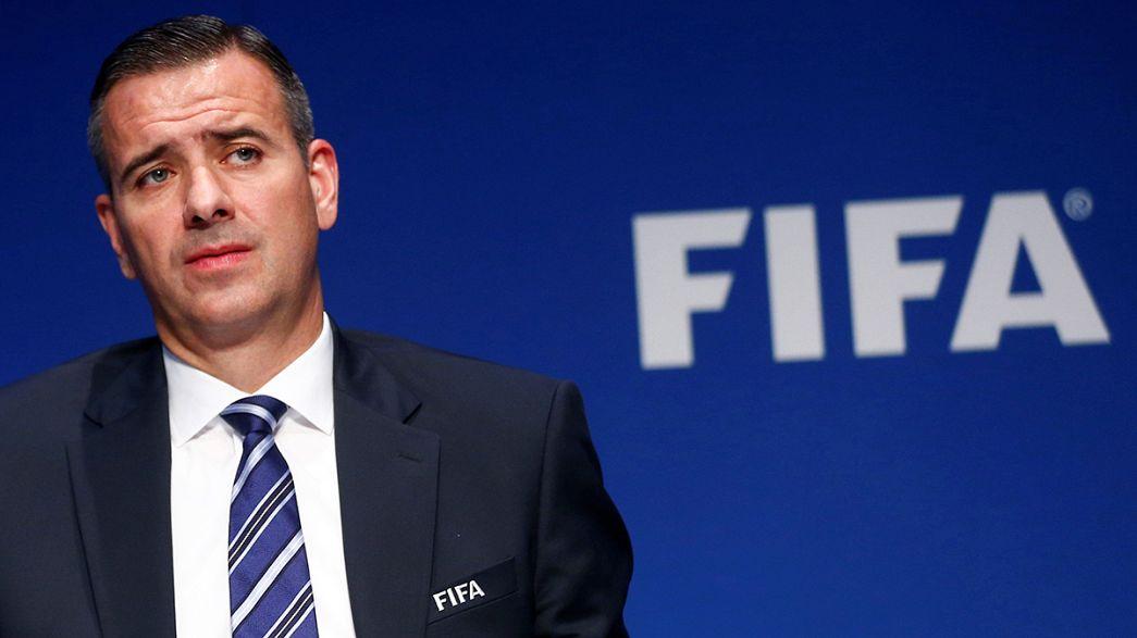 В ФИФА отправили в отставку заместителя генсека Маркуса Каттнера