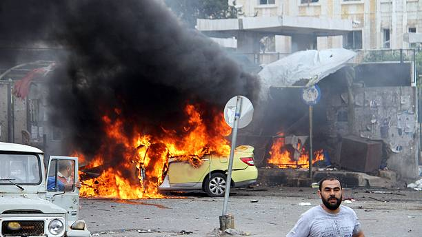 ISIL-claimed bombings on Assad strongholds are condemned by US and Russia