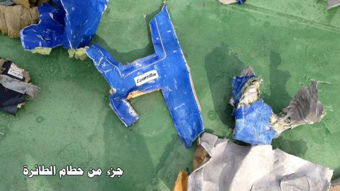 EgyptAir: бортовые самописцы могут быть найдены в течение 48 часов