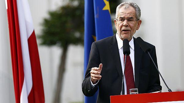 Öröm és csalódottság az osztrák elnökválasztás után