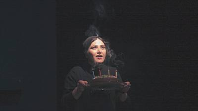 محاكاة للمسرح العالمي في مهرجان المسرح الدولي في اسطنبول