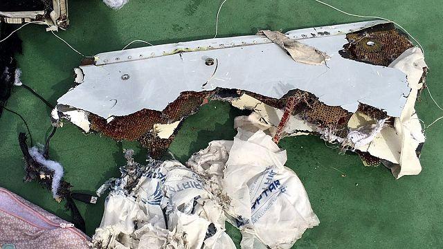 Düşen uçakta patlama iddiası yalanlandı