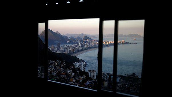 وجه ريو المعتم