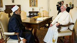 Ecumenical meeting at the Vatican
