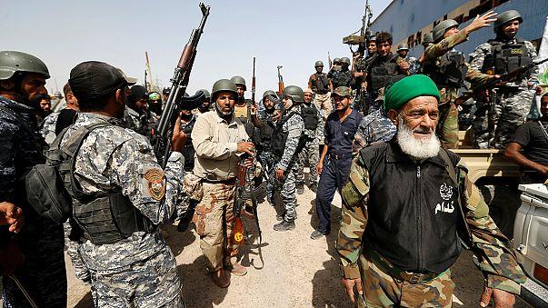 Iraq: offensiva per riprendere Falluja, allarme dell'Onu sui rischi dei civili