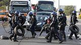 الاحتجاجات ضد قانون العمل تصل إلى قطاع النفط الفرنسي