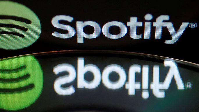 Spotify dans le rouge malgré une forte croissance