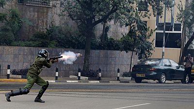 Des protestations au Kenya ont coûté la vie à trois civils