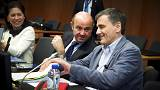 No 'haircut' for Greece as Eurogroup hold bailout talks