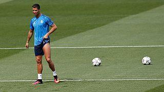 Ronaldo sorgt vor CL-Finale für großen Schreck bei Real Madrid
