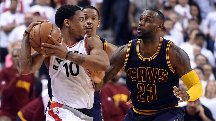 NBA: Raptors claw their way back into Eastern Conference final