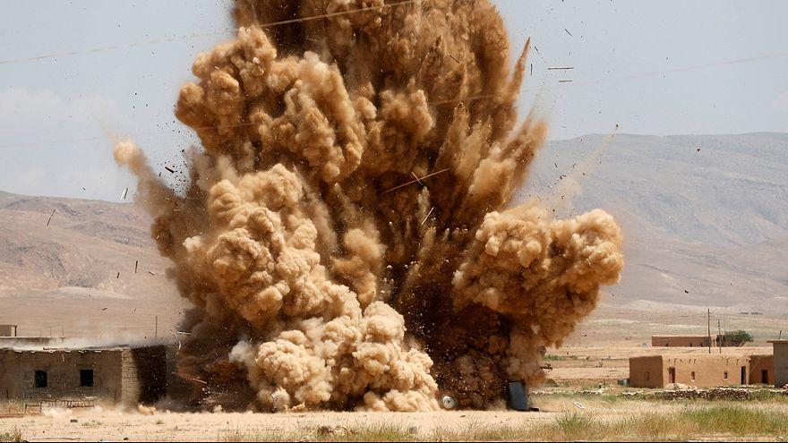 Rakka'yı Daeş'ten temizleme operasyonu başladı
