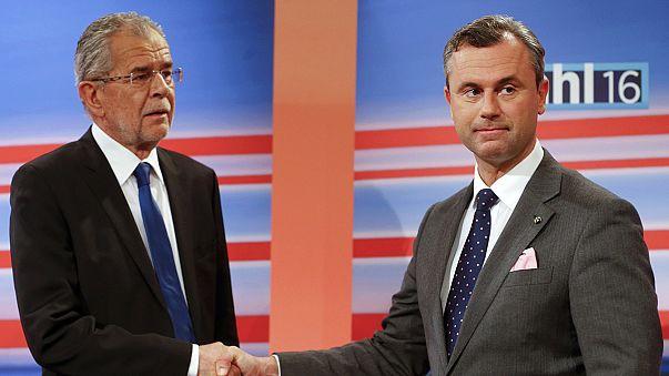 """Hofer: """"Somos un partido de centro-derecha, no de extrema derecha"""""""