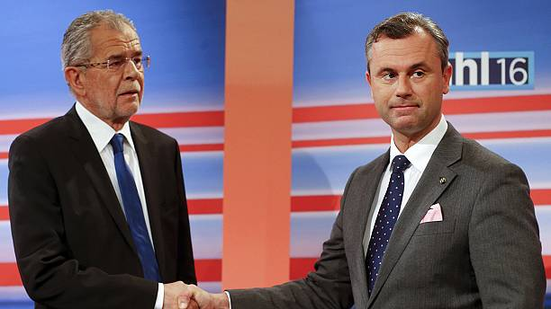 Austria's Freedom Party 'not far-right', says Norbert Hofer