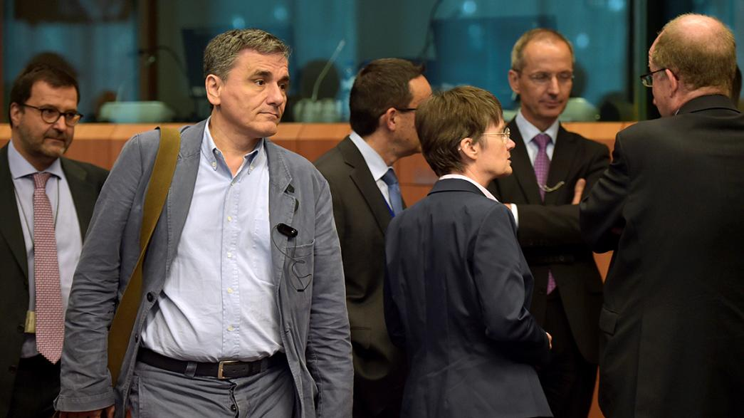 Euro Bölgesi Yunanistan'ın borcunu silecek mi ?