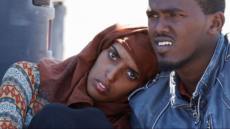 2725 مهاجراً غير شرعي انقذوا في المتوسط خلال 24 ساعة الماضية