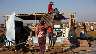 Demolition of shacks in Pretoria sparks riots