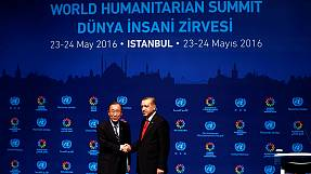 UN chief Ban voices his disappointment as first World Humanitarian Summit closes
