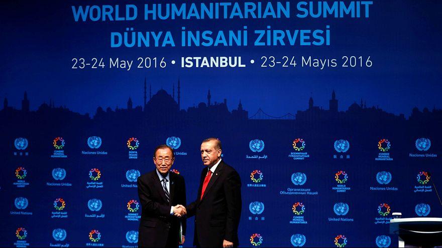 Ban Ki-moon affiche sa déception en clôture du Sommet humanitaire mondial