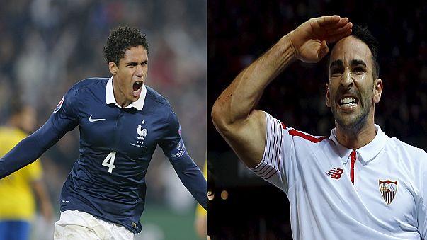 Tegola su Francia e Real Madrid: Varane salta finale di Champions ed Europei