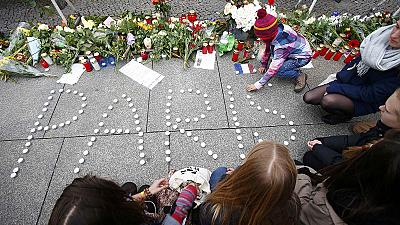 ملاقات بستگان قربانیان حملات پاریس با قضات پرونده