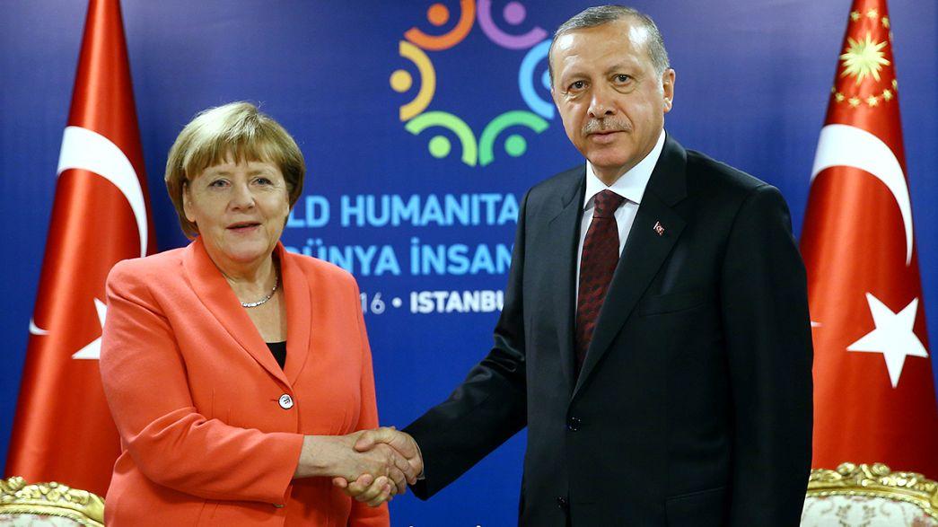 Erdoğan'dan AB'ye: Burası Türkiye