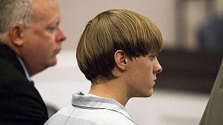EEUU quiere la pena de muerte para el asesino de Charleston