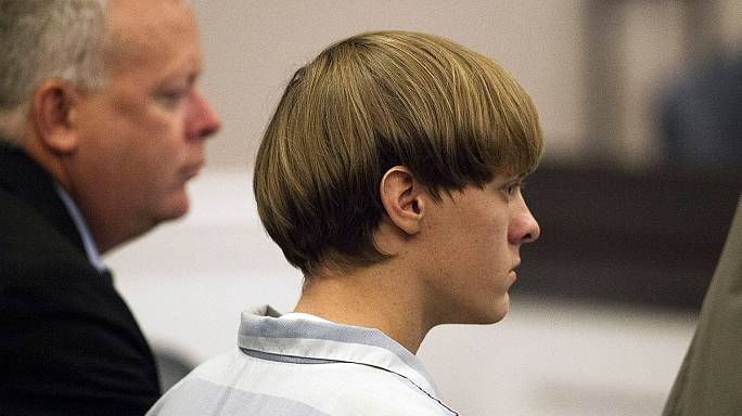 Death penalty sought for South Carolina church shooter