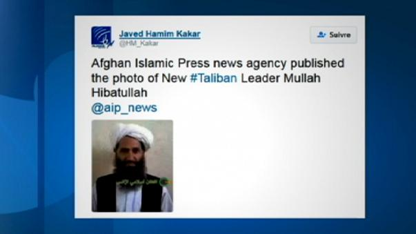 Afghan Taliban names Haibatullah Akhunzada as its new chief