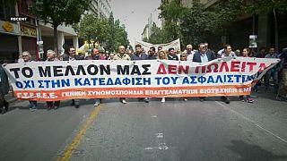 Görögország megkapja a mentőcsomag következő hitelrészletét