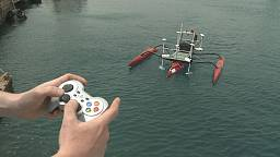 Takeaway: monitoring sea pollution