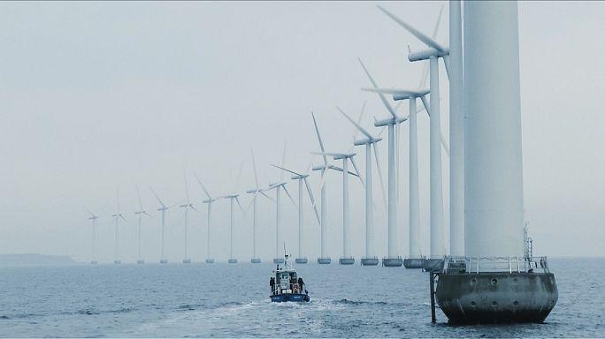 Dán offshore: meglovagolják a szelet