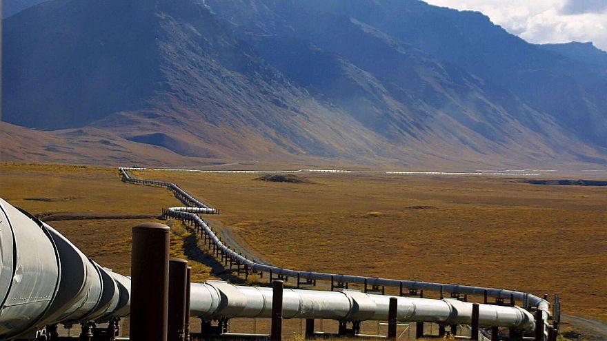 Image: Trans Oil Alaska Pipeline