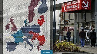 آمار مرگ های قابل پیشگیری در اتحادیه اروپا