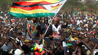 'One million man march' held in support of President Mugabe