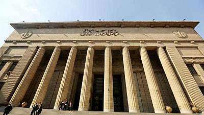 Egyptian court overturns jail terms for 47 protesters