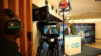 Gabon launches 24-hour news channel