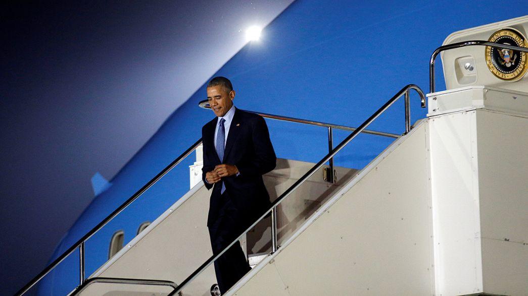 """Obama sözde Ermeni soykırımına """"büyük felaket"""" dedi, Hiroşima için özür dilemedi"""