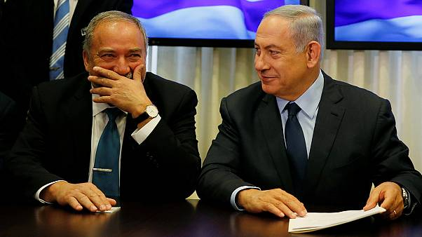 Israel's new defence chief jokes about curbing his fiery nature