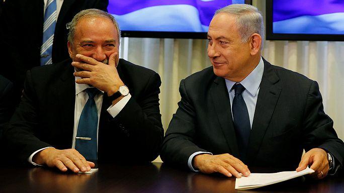 Óriási a felháborodás a palesztinok körében Liberman kinevezése miatt