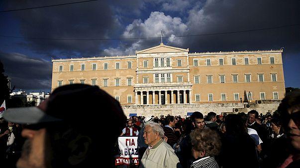 Сомнения на счёт Греции. Георазблокировка. Выход Савченко